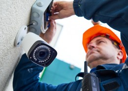 Electricans in Telford - CCTV Installations